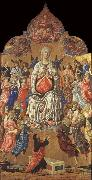 Matteo Di Giovanni The Assumption of the Virgin oil painting picture wholesale