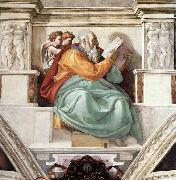 Michelangelo Buonarroti Zechariah oil painting picture wholesale