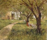 Palmer, Walter Launt Afternoon in  the Hammock oil painting picture wholesale