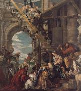 Paolo  Veronese THe Adoration of the Kings oil painting picture wholesale