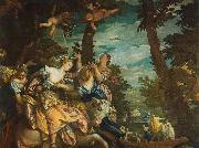 Paolo Veronese The Rape of Europe oil painting picture wholesale