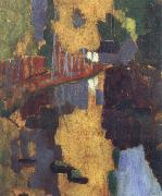 Paul Serusier Talisman oil painting reproduction