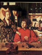 Petrus Christus St.Elligus oil painting picture wholesale