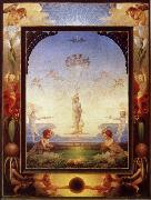 Philipp Otto Runge Morning oil painting picture wholesale