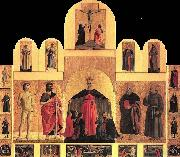 Piero della Francesca Polyptych of the Misericordia oil painting picture wholesale