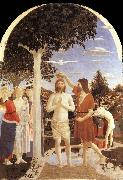 Piero della Francesca The christening of Christ oil painting picture wholesale