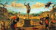 Piero di Cosimo The Myth of Prometheus oil painting picture wholesale