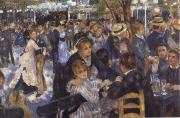 Pierre-Auguste Renoir The Moulin de La Galette oil painting picture wholesale