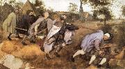 Pieter Bruegel The blind leads the blind persons oil painting picture wholesale