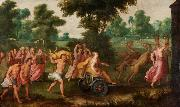 STALBEMT, Adriaan van Allegory of the Month of August oil painting picture wholesale
