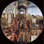 Sandro Botticelli The Adoration of the Kings oil painting picture wholesale