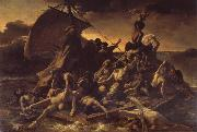Theodore Gericault The raft of the Meduse oil painting picture wholesale