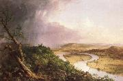Thomas Cole Bilck vom Mount Holyoke oil painting picture wholesale