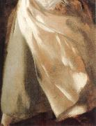 Thomas Gainsborough Detail of The Painter-s Daughters Chasing a Butterfly oil painting picture wholesale