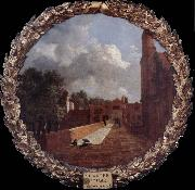 Thomas Gainsborough The Charterhouse, oil painting picture wholesale