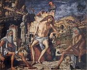 Vittore Carpaccio The Meditaion on the Passing oil painting artist