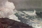Winslow Homer Northeaster oil painting picture wholesale