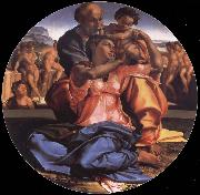 unknow artist The Sacred Family with the young one San Juan the Baptist one oil painting picture wholesale