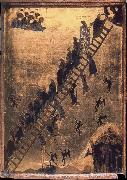 unknow artist The Spiritual Ladder of Saint John Climacus oil painting picture wholesale