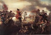 Benjamin West The Battle of the Boyne oil painting picture wholesale