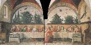 Domenico Ghirlandaio The communion oil painting picture wholesale