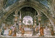 Domenico Ghirlandaio The guest meal of the here ode oil painting picture wholesale