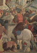 Piero della Francesca The battle between Heraklius and Chosroes oil painting picture wholesale
