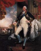 Thomas Pakenham George III,King of Britain and Ireland since 1760 Spain oil painting artist