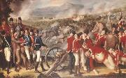 Thomas Pakenham The Battle of Ballynahinch on 13 June by Thomas Robinson,the most detailed and authentic picture of a battle painted in 1798 oil painting picture wholesale