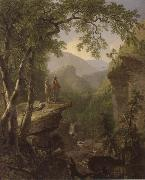 Asher Brown Durand Naivete oil painting reproduction
