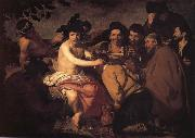 Diego Velazquez Los Borrachos oil painting picture wholesale