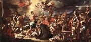 Francesco Solimena The Martyrdom of Sts Placidus and Flavia oil painting picture wholesale