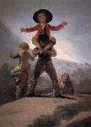 Francisco Goya Little Giants oil painting picture wholesale