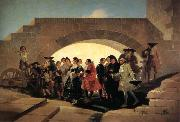 Francisco Goya The Wedding oil painting picture wholesale