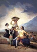 Francisco Goya Autumn oil painting picture wholesale