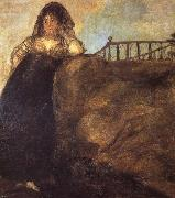 Francisco Goya Leocadia oil painting picture wholesale