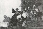 Francisco Goya Working proof for Poor folly oil painting picture wholesale