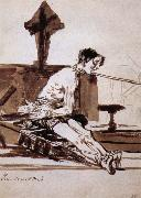 Francisco Goya Que crueldad oil painting picture wholesale