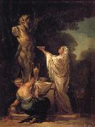 Francisco Goya Sacrifice to Pan oil painting picture wholesale