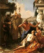Giovanni Battista Tiepolo The Death of Hyacinth oil painting picture wholesale