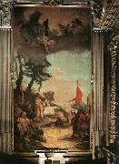 Giovanni Battista Tiepolo The Sacrifice of Melchizedek oil painting picture wholesale
