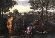Nicolas Poussin The Exposition of Moses oil painting picture wholesale