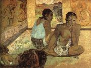 Paul Gauguin Unknown work oil painting picture wholesale