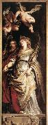 RUBENS, Pieter Pauwel Sts Eligius and Catherine oil painting picture wholesale