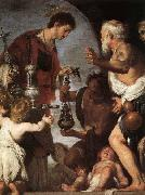 STROZZI, Bernardo The Charity oil painting picture wholesale
