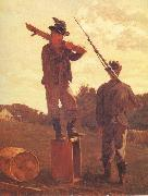 Winslow Homer Punishment for intoxication oil painting picture wholesale