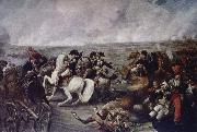 unknow artist Napoleon in battle wide Wagram oil painting picture wholesale