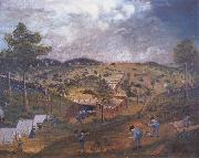 unknow artist Siege of Vicksburg oil painting picture wholesale