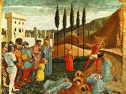 ANGELICO  Fra Beheading of Saint Cosmas and Saint Damian oil painting picture wholesale