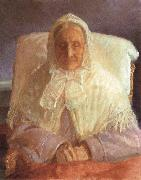 Anna Ancher The Artist-s mother,Anna Hedvig Brondum oil painting
